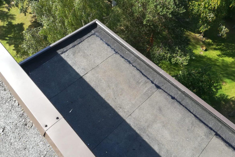 korotettu katto