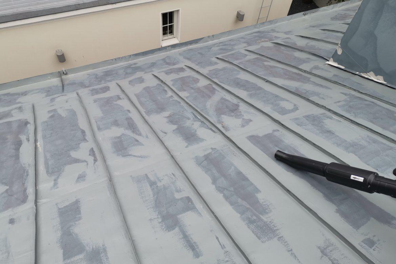 katto pohjamaalattu