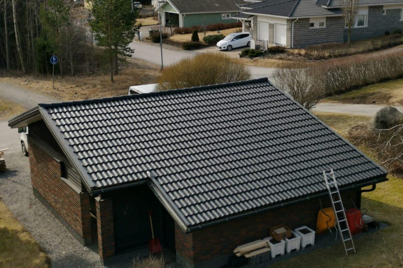 uusi katto